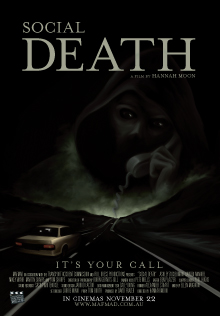 Social death movie poster
