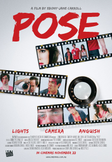 Pose movie poster