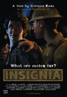 Insignia Movie Poster